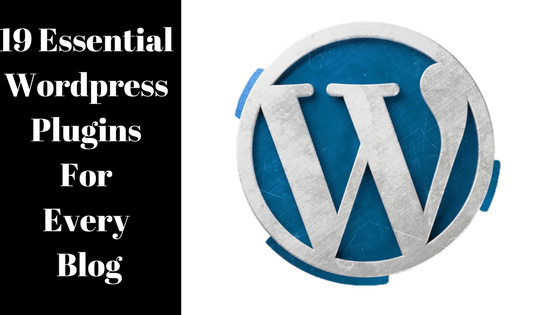 19 essential wordpress plugins list 2017