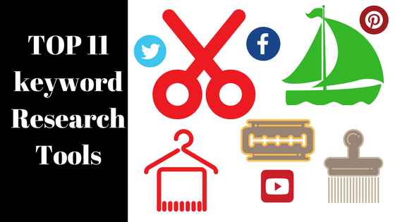 11 keyword research tools might be much more helpful
